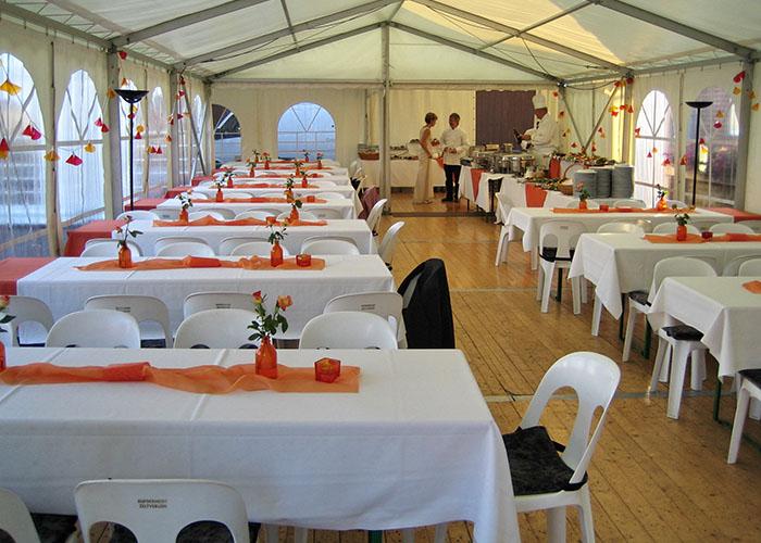 Hochzeit aufderheide zeltverleih - Zelt deko hochzeit ...